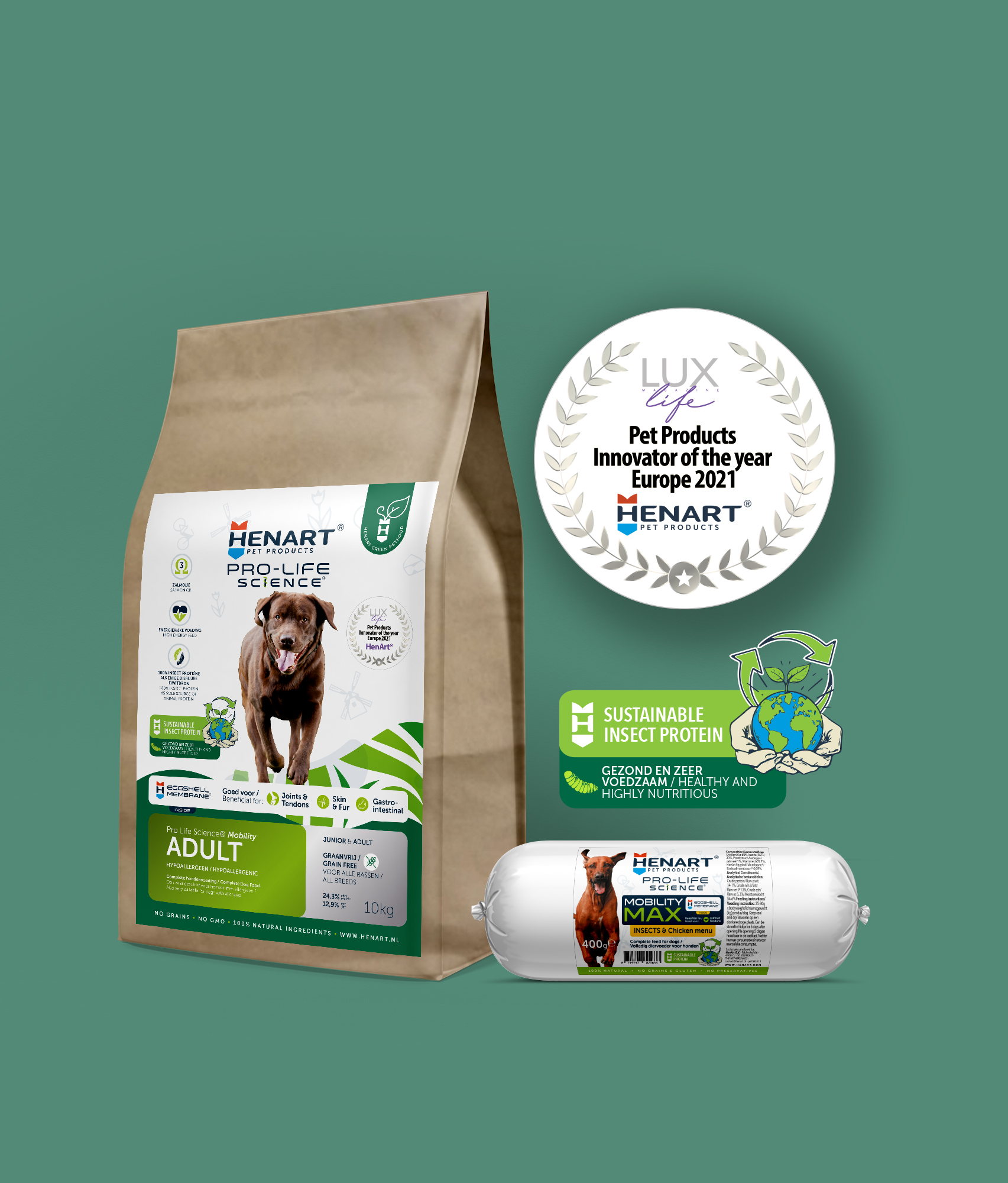 HenArt Insect Protein